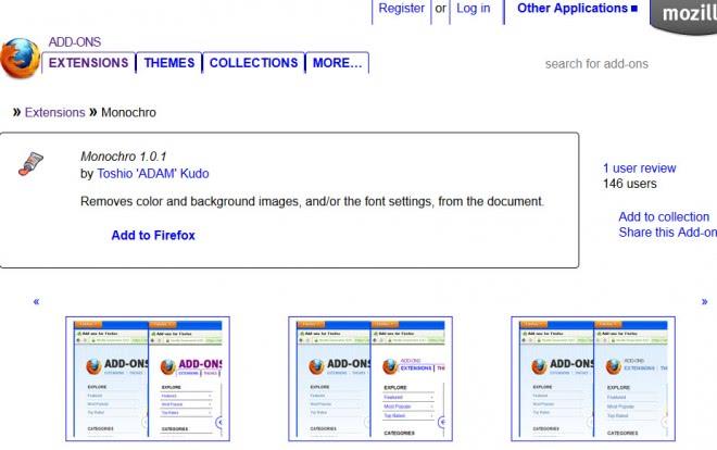 firefox reset colors fonts