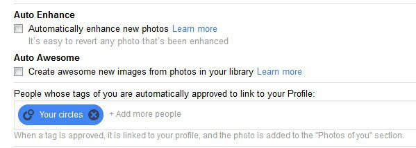 google plus auto enhance auto awesome