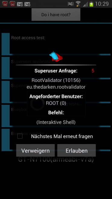 samsung galaxy note ii root