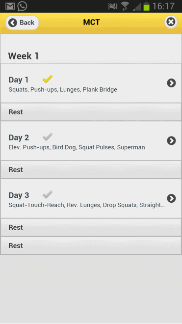 max intensity workout