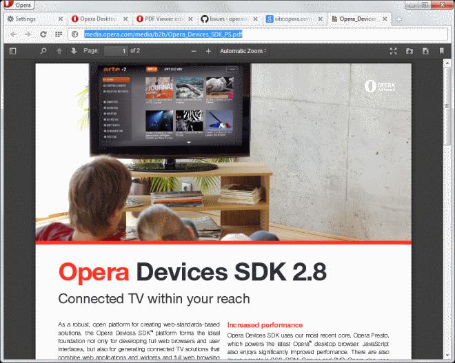 opera pdf viewer extension