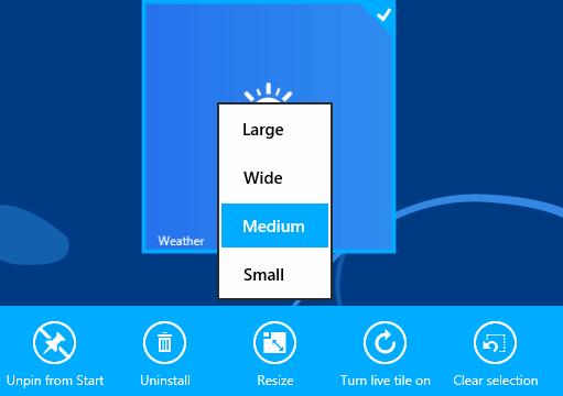 tiles windows 8.1