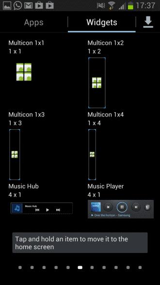 configure multicon