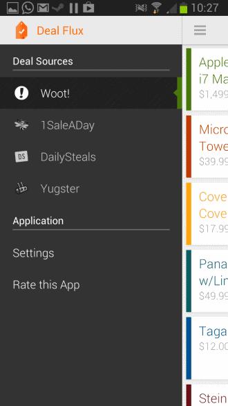 deals app