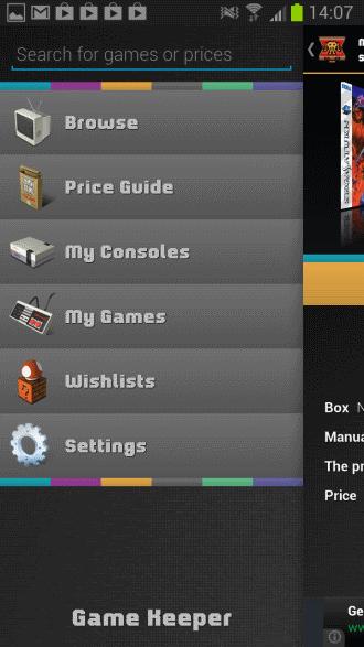 gamekeeper game tracker