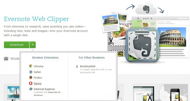 install-evernote-webclipper