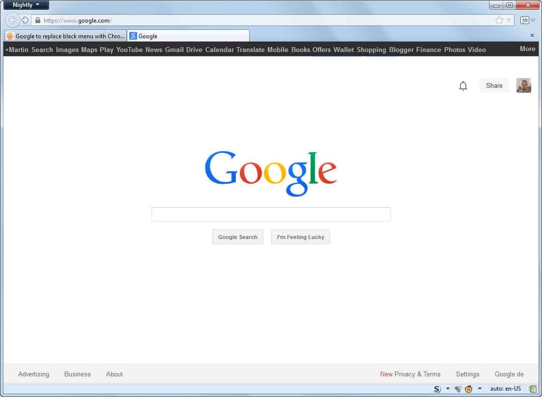 Google to replace black menu with Chrome OS app launcher ...