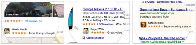 google shared endorsement ads