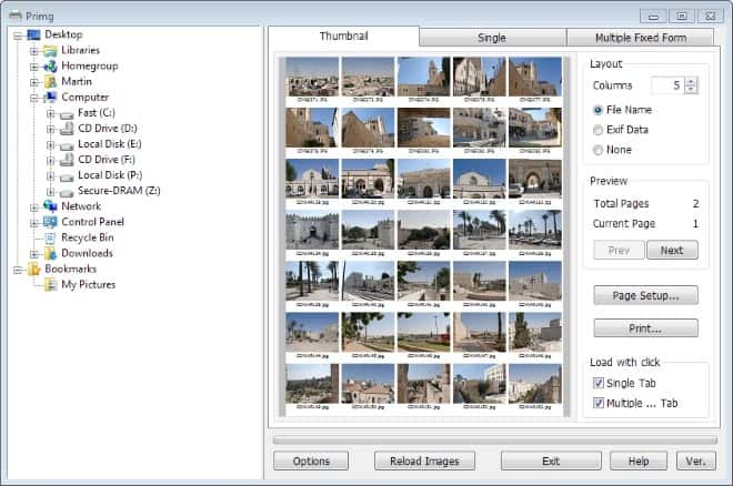 primg print images