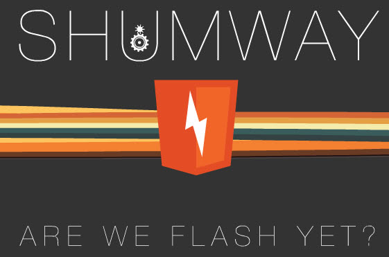 Flash Replacement Shumway is as good as dead