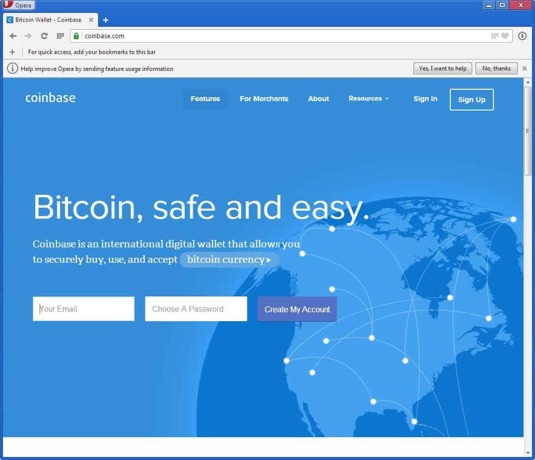 Coinbase Oder Bitcoin.De