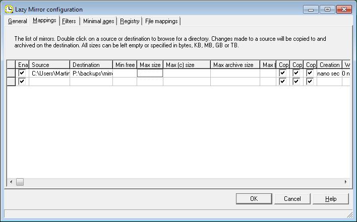 file-version-mirrors