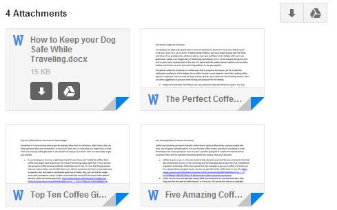 gmail attachment previews