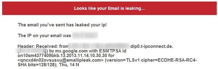 ip-address-leak