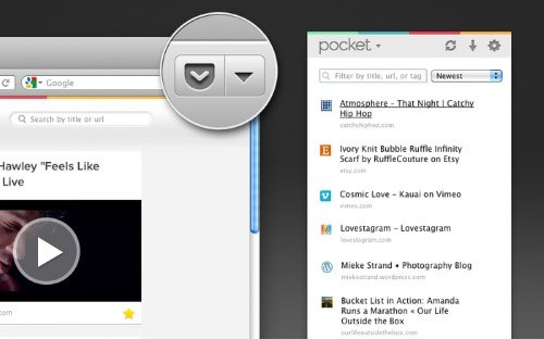 Pocket to show sponsored content to free users