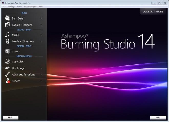 ashampoo burning studio 14 review