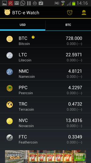 bitcoin virtual currencies monitor