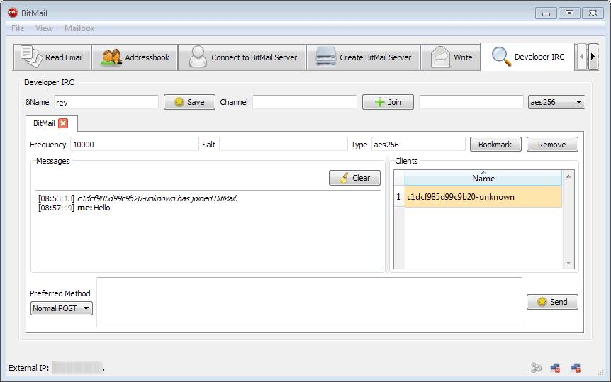 bitmail