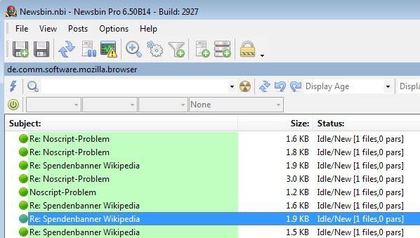 Nzb reader windows 8