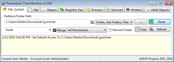 permissions-time-machine