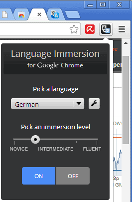 language-immersion