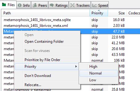 utorrent skip resume downloads