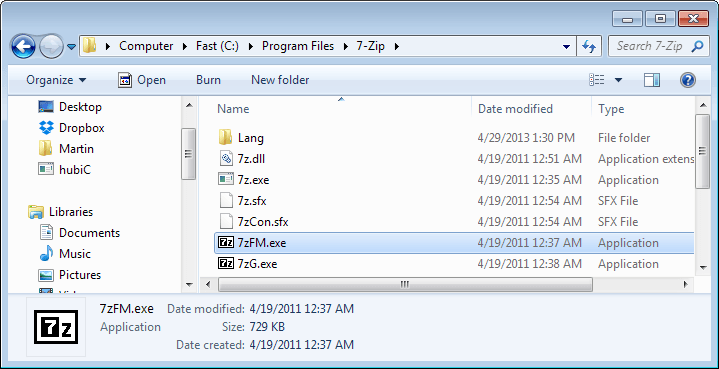 How to open files and folders in Windows Explorer faster