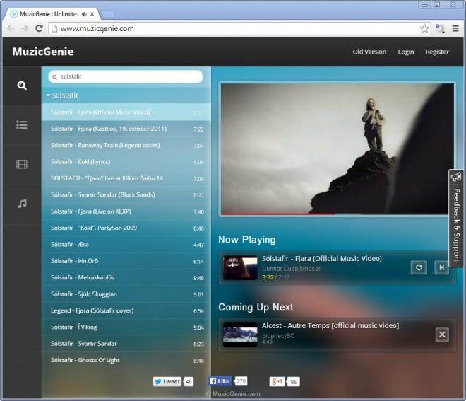 youtube music radio