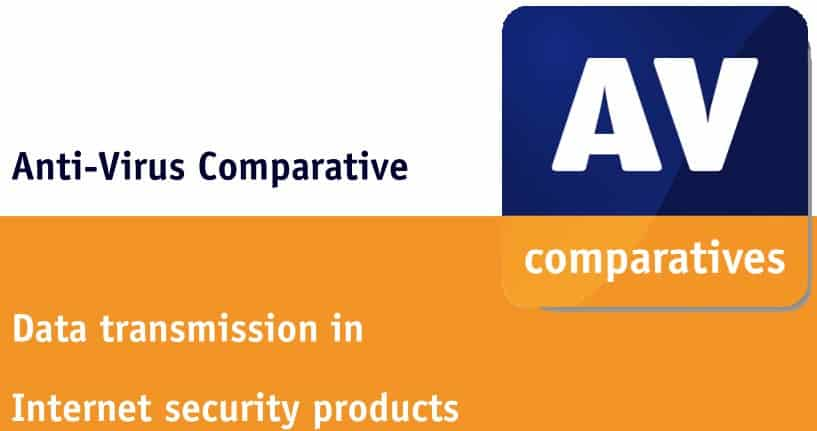 AV Comparatives analysis of Data Transmission of security products