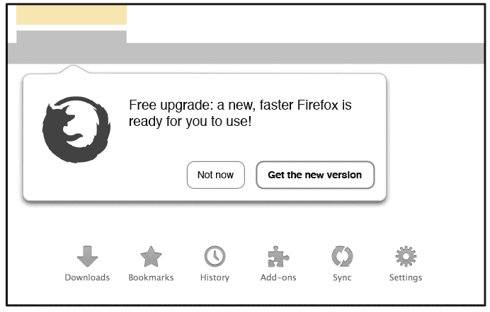 Mozilla to change update policy for old Firefox installations