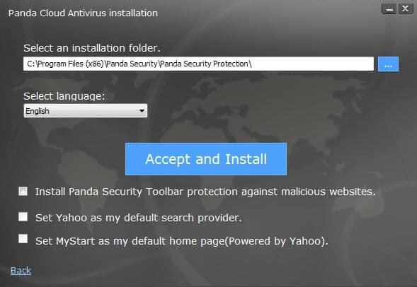 panda cloud antivirus free edition 3.0