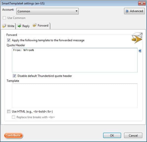 How To Forward Emails In Thunderbird Using Custom Headers Ghacks