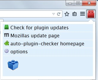 check for plugin updates