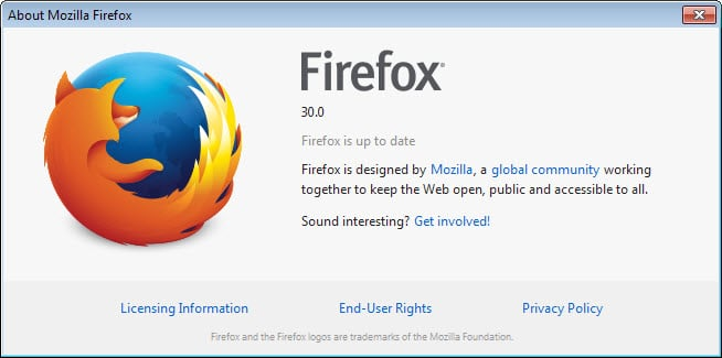 Firefox 30 released: Find out what is new