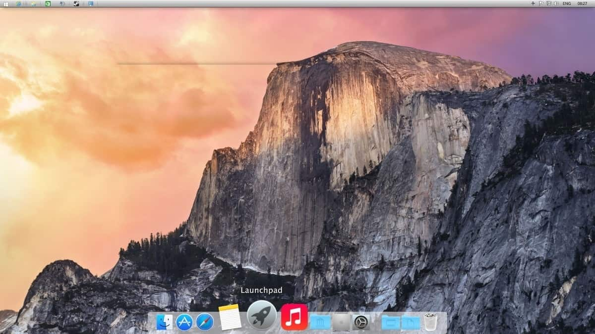 mac os x theme windows