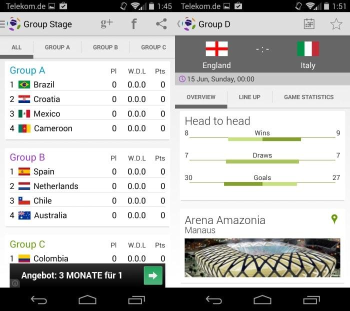world cup app