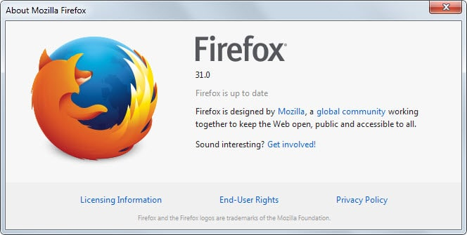 Firefox 31 released: Find out what is new