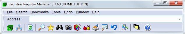 main program window