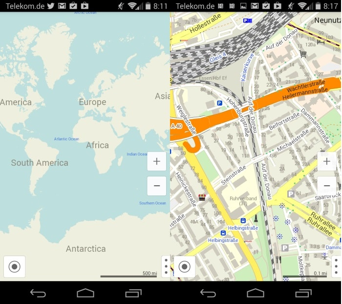 Maps with me lite is an offline mapping app for mobile devices maps with me gumiabroncs