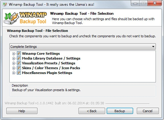 How to backup and restore Winamp - gHacks Tech News