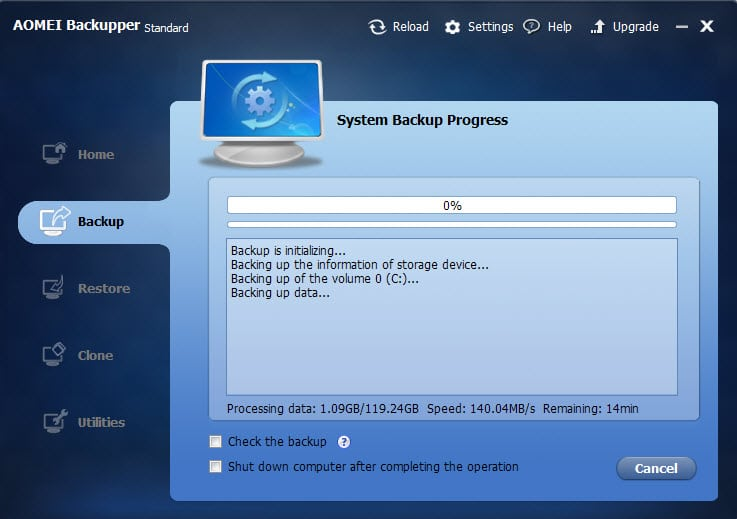 Best Free Drive Backup Programs For Windows Ghacks Tech News