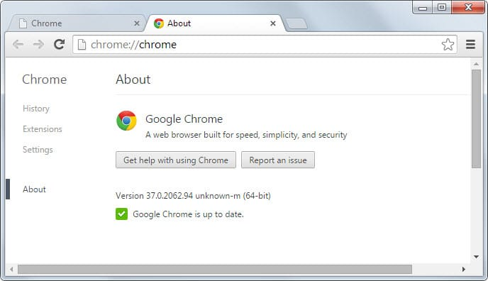 How to switch from 32-bit Chrome to 64-bit on Windows