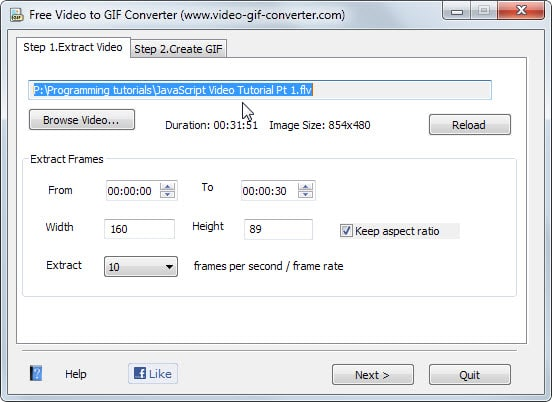 The best video to gif converters for Windows - gHacks Tech News