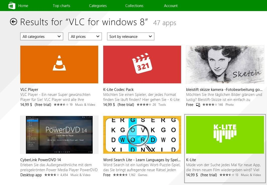 Microsoft prunes deceiving apps from Windows Store, VLC caught in crossfire