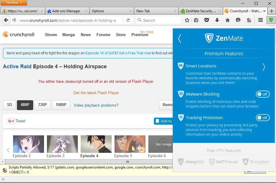 Zenmate Vpn Firefox