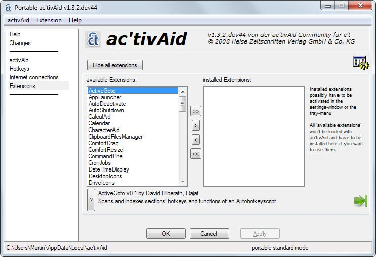 ac'tivAid is a useful Autohotkey script collection - gHacks Tech News