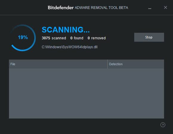Bitdefender Adware Removal Tool Beta for Windows released