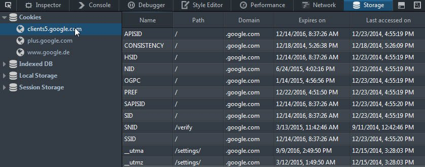 Why you should delete cookies before signing in to Google or Facebook