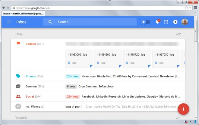 Google is giving Inbox app the axe next year
