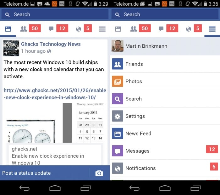 Facebook Lite makes a return as a mobile application